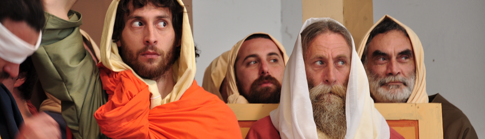 Maestà, the Passion of Christ (Andy Guérif, 2015)